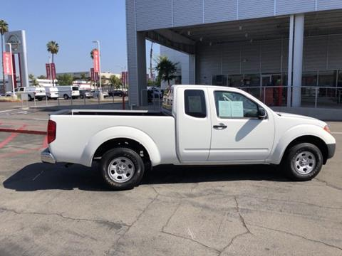 2016 Nissan Frontier for sale in Orange, CA