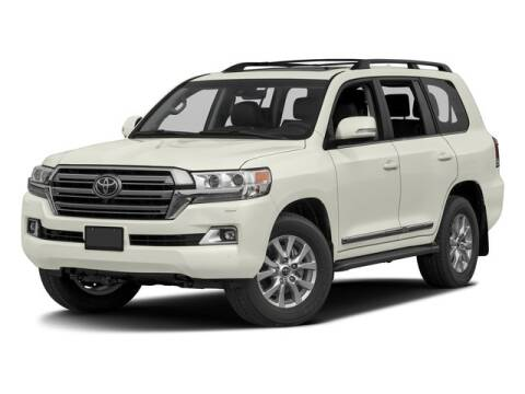 2016 Toyota Land Cruiser for sale at Stadium Nissan OC in Orange CA