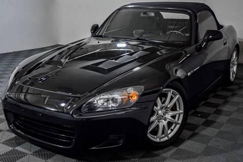 2003 Honda S2000 for sale in Redmond, WA