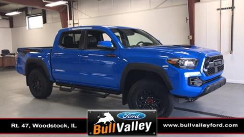 2019 Toyota Tacoma for sale in Woodstock, IL