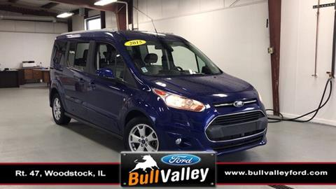 2015 Ford Transit Connect Wagon for sale in Woodstock, IL