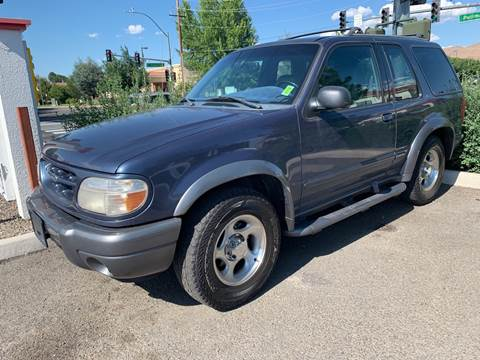 2000 Ford Explorer for sale at City Auto Sales in Sparks NV