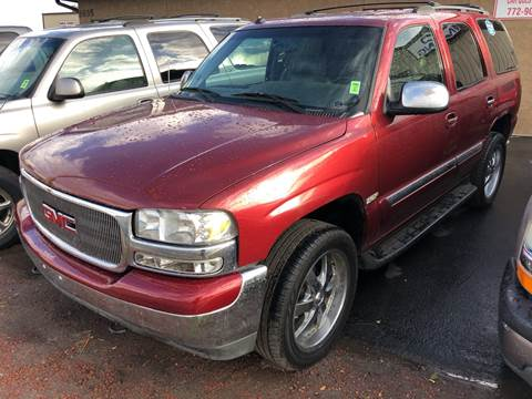 2003 GMC Yukon for sale at City Auto Sales in Sparks NV
