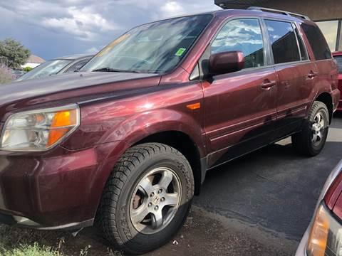 2007 Honda Pilot for sale at City Auto Sales in Sparks NV