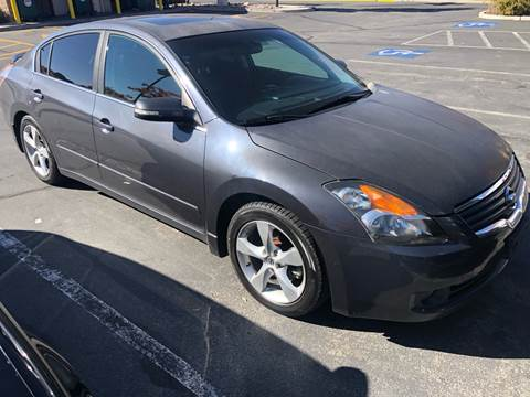 2007 Nissan Altima for sale at City Auto Sales in Sparks NV