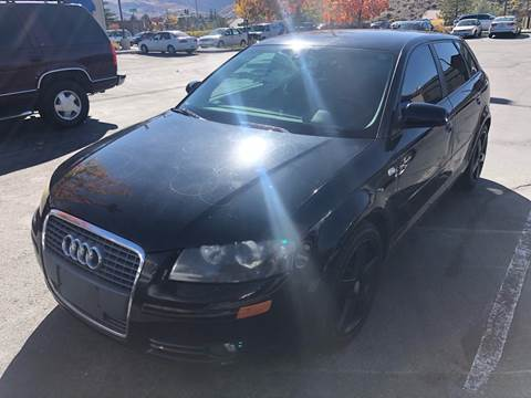 2006 Audi A3 for sale at City Auto Sales in Sparks NV