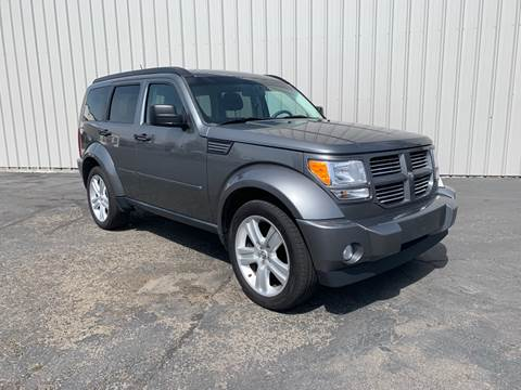 2011 Dodge Nitro for sale at City Auto Sales in Sparks NV