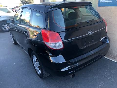 2003 Toyota Matrix for sale at City Auto Sales in Sparks NV