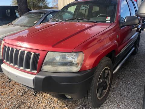 2004 Jeep Grand Cherokee for sale at City Auto Sales in Sparks NV