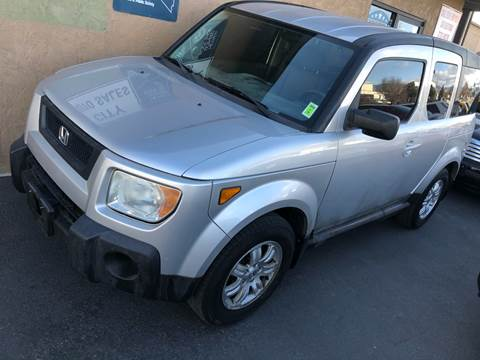 2006 Honda Element for sale at City Auto Sales in Sparks NV