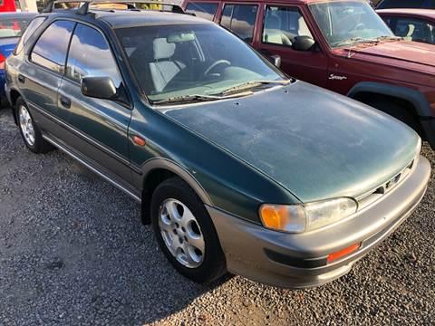 1996 Subaru Impreza for sale at City Auto Sales in Sparks NV
