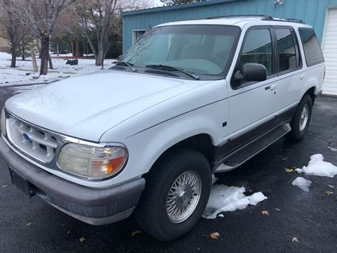 1997 Ford Explorer for sale at City Auto Sales in Sparks NV