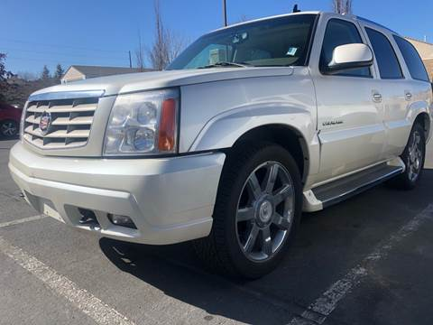 2006 Cadillac Escalade for sale at City Auto Sales in Sparks NV