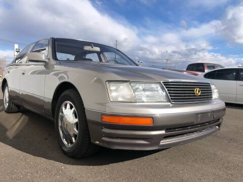 1997 Lexus LS 400 for sale at City Auto Sales in Sparks NV