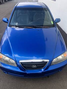 2005 Hyundai Elantra for sale at City Auto Sales in Sparks NV