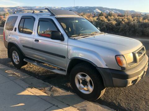 2001 Nissan Xterra for sale at City Auto Sales in Sparks NV