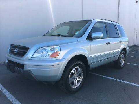 2003 Honda Pilot for sale at City Auto Sales in Sparks NV