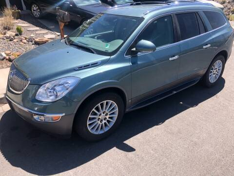 2009 Buick Enclave for sale at City Auto Sales in Sparks NV