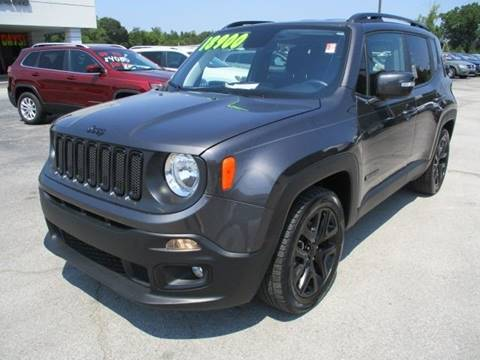 2018 Jeep Renegade for sale in Decatur, AL