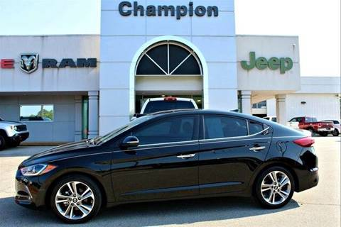 2017 Hyundai Elantra for sale in Decatur, AL