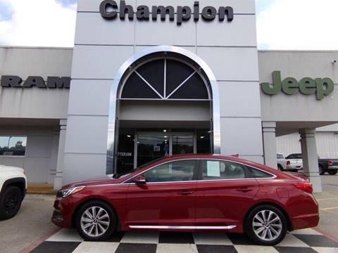2016 Hyundai Sonata for sale in Decatur, AL