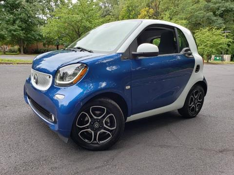 2018 Smart fortwo electric drive for sale in Silver Spring, MD