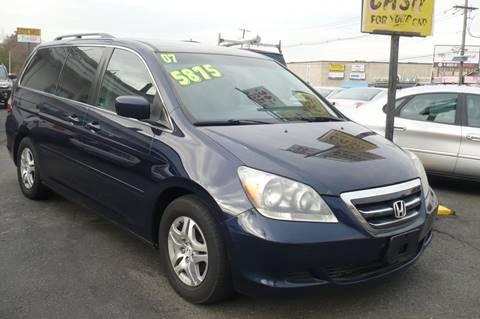 2007 Honda Odyssey for sale in Saddle Brook, NJ