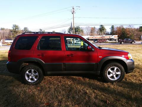 2006 Mazda Tribute for sale in North Hampton, NH