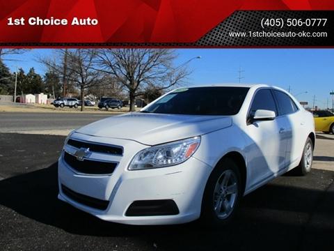 1st Choice Motors >> Chevrolet Malibu For Sale In Oklahoma City Ok 1st Choice Auto