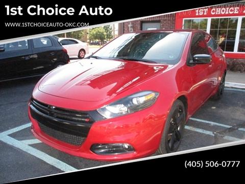 1st Choice Motors >> Dodge For Sale In Oklahoma City Ok 1st Choice Auto