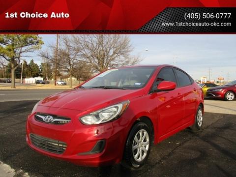 1st Choice Motors >> Hyundai For Sale In Oklahoma City Ok 1st Choice Auto