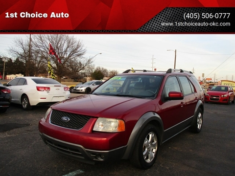 1St Choice Auto >> Ford Freestyle For Sale In Oklahoma City Ok 1st Choice Auto