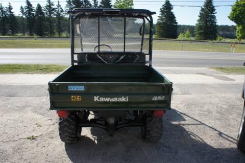 2002 Kawasaki Mule