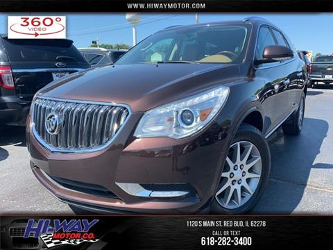 2017 Buick Enclave for sale in Red Bud, IL