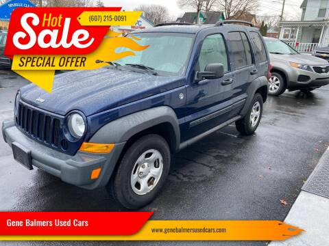 2006 Jeep Liberty for sale in Elmira, NY