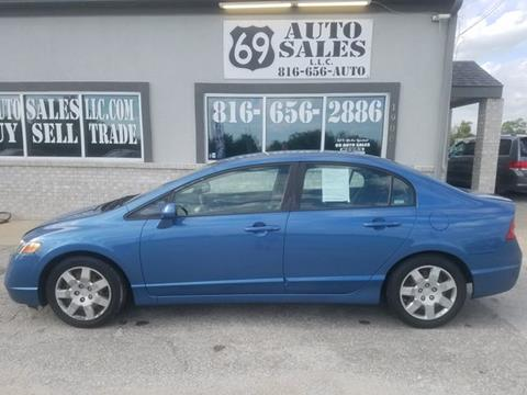 2008 Honda Civic for sale in Excelsior Springs, MO