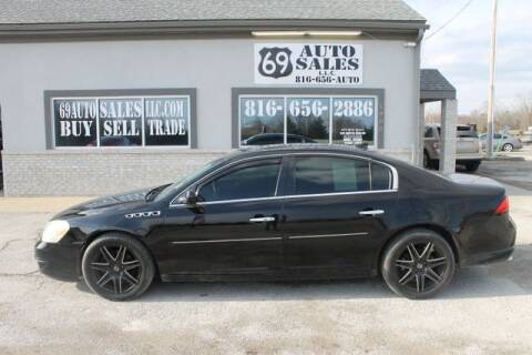 2009 Buick Lucerne Super for sale at 69 Auto Sales LLC in Excelsior Springs MO