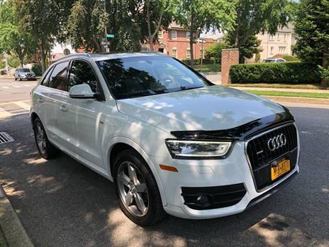 2015 Audi Q3 for sale at Ultimate Motors in Port Monmouth NJ