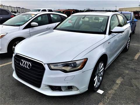 2012 Audi A6 for sale at Ultimate Motors in Port Monmouth NJ