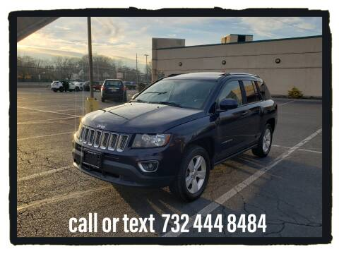 2015 Jeep Compass for sale at Ultimate Motors in Port Monmouth NJ