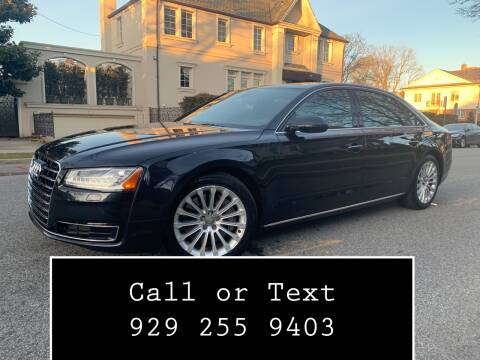 2015 Audi A8 L for sale at Ultimate Motors in Port Monmouth NJ