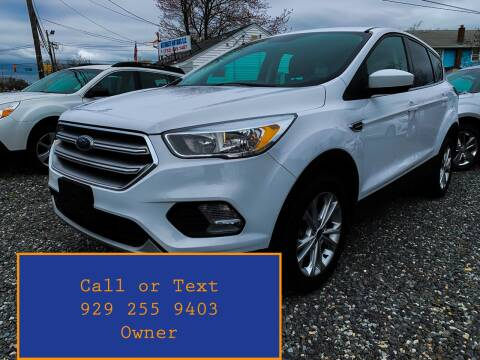 2017 Ford Escape for sale at Ultimate Motors in Port Monmouth NJ