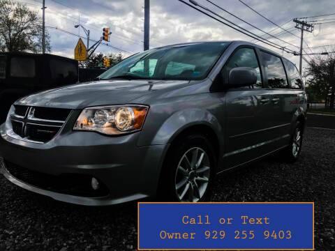 2015 Dodge Grand Caravan for sale at Ultimate Motors in Port Monmouth NJ