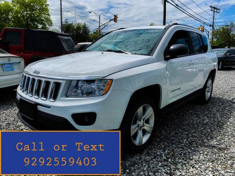 2011 Jeep Compass for sale at Ultimate Motors in Port Monmouth NJ