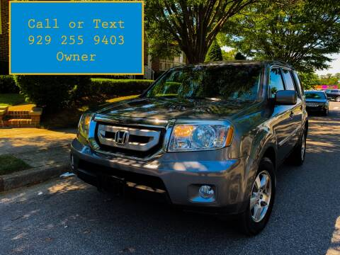 2009 Honda Pilot for sale at Ultimate Motors in Port Monmouth NJ