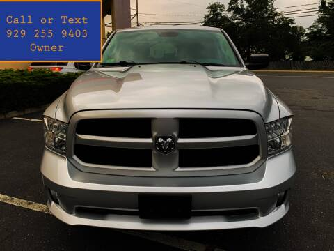 2014 RAM Ram Pickup 1500 for sale at Ultimate Motors in Port Monmouth NJ