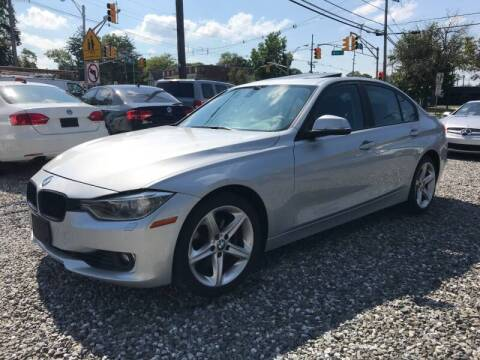 2015 BMW 3 Series for sale at Ultimate Motors in Port Monmouth NJ