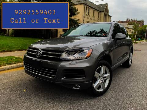 2011 Volkswagen Touareg for sale at Ultimate Motors in Port Monmouth NJ