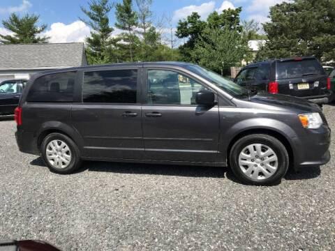 2017 Dodge Grand Caravan for sale at Ultimate Motors in Port Monmouth NJ