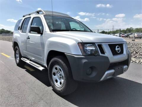 2015 Nissan Xterra for sale at Ultimate Motors in Port Monmouth NJ